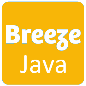 Breeze+Java